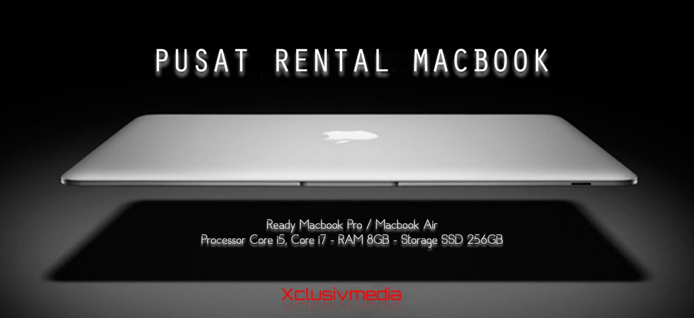 Rental macbook Surabaya